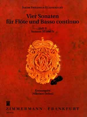 FOUR SONATAS Volume 2