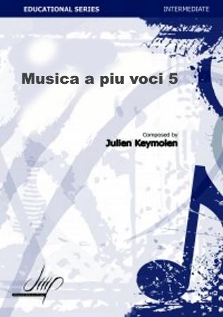 MUSICA A PIU VOCI 5
