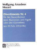 DIVERTIMENTO No.4 KV229 (439b)