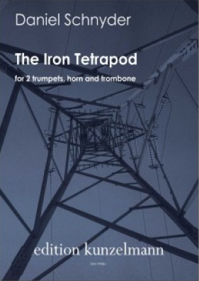 THE IRON TETRAPOD (score & parts)