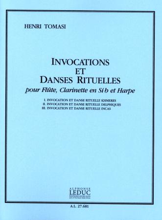 INVOCATIONS ET DANSES RITUELLES