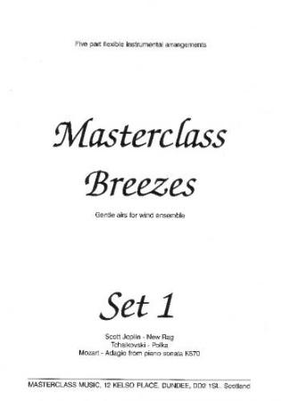 MASTERCLASS BREEZES Set 1 (score & parts)