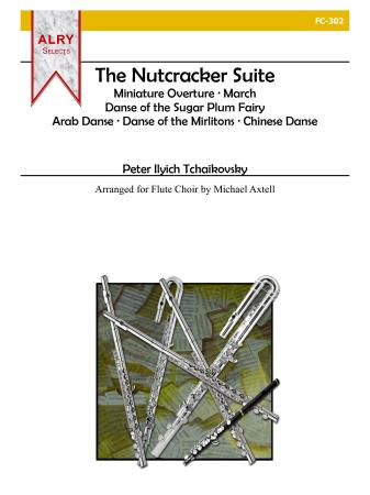 THE NUTCRACKER SUITE (score & parts)