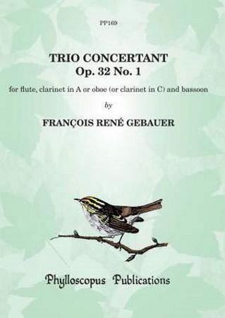 TRIO CONCERTANT Op.32/1