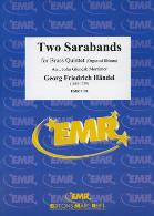 TWO SARABANDS (sic)