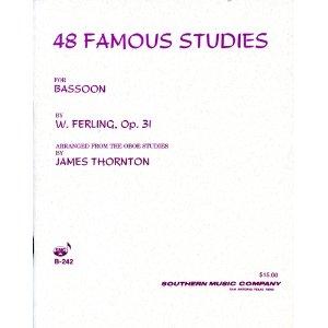 48 FAMOUS STUDIES Op.31