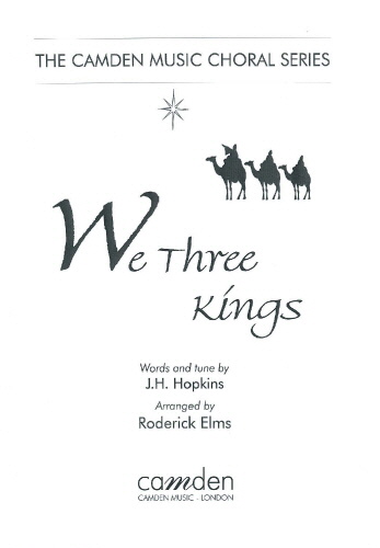 WE THREE KINGS (vocal score)