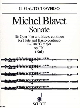 SONATA in G Op.2/1
