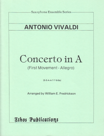 CONCERTO in A major - 1st movement (Allegro)
