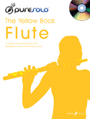 PURESOLO: The Yellow Book for flute + CD