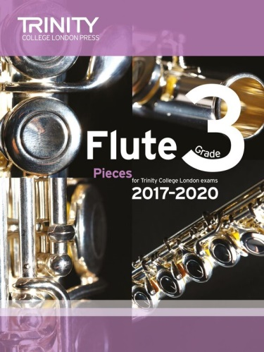 FLUTE PIECES 2017-2020 Grade 3 (score & part)