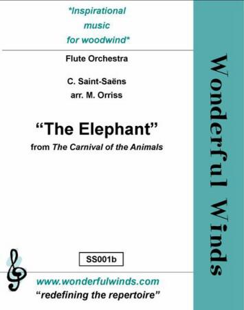 THE ELEPHANT score & parts