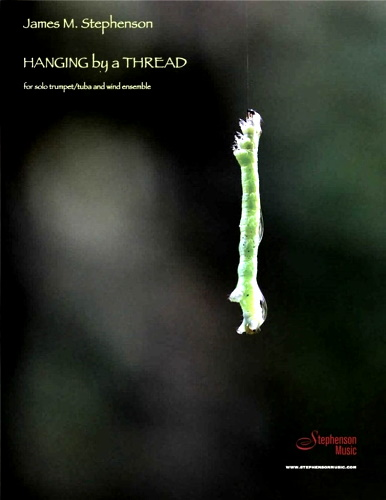 HANGING BY A THREAD (score & parts)