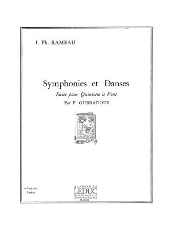 SYMPHONIES ET DANSES Suite (score)