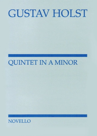 QUINTET in A minor (piano score & parts)