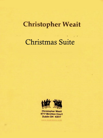 CHRISTMAS SUITE for Orchestra