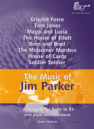 THE MUSIC OF JIM PARKER