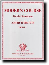 MODERN COURSE FOR THE SAXOPHONE Volume 1