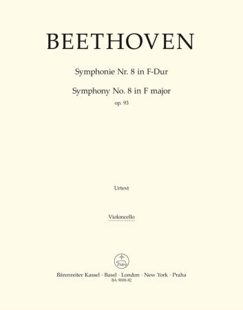 Symphony No.8 - Cello