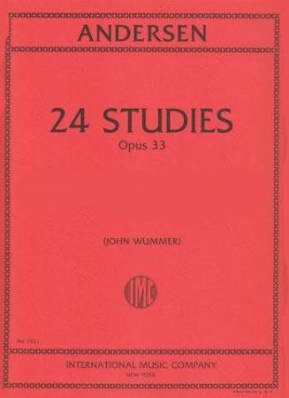 24 STUDIES Op.33