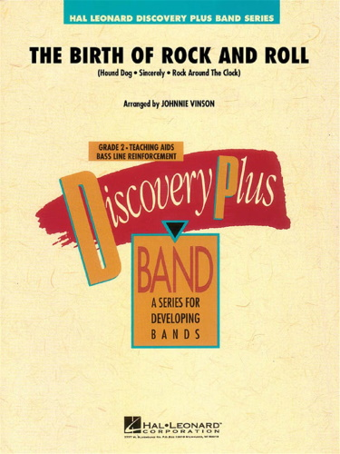 THE BIRTH OF ROCK & ROLL (score & parts)