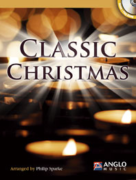CLASSIC CHRISTMAS + CD (treble clef)