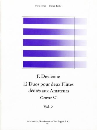 12 DUOS Op.57 Volume 2