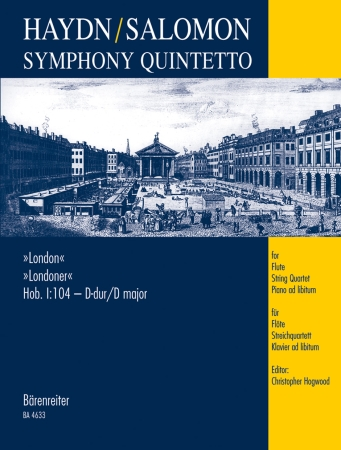 SYMPHONY QUINTETTO after the 'London'