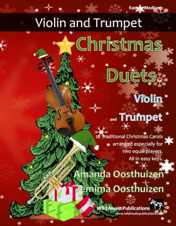 CHRISTMAS DUETS for Trumpet & Violin