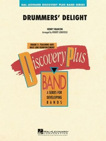 DRUMMERS' DELIGHT (score & parts)