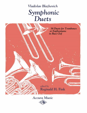 SYMPHONIC DUETS (New Edition)