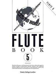 WOODWIND WORLD Flute Book 5 (part only)
