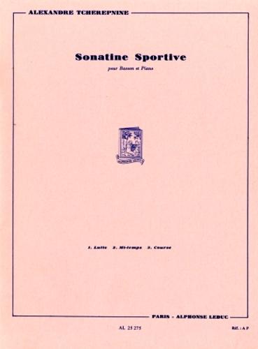 SONATINE SPORTIVE Op.63