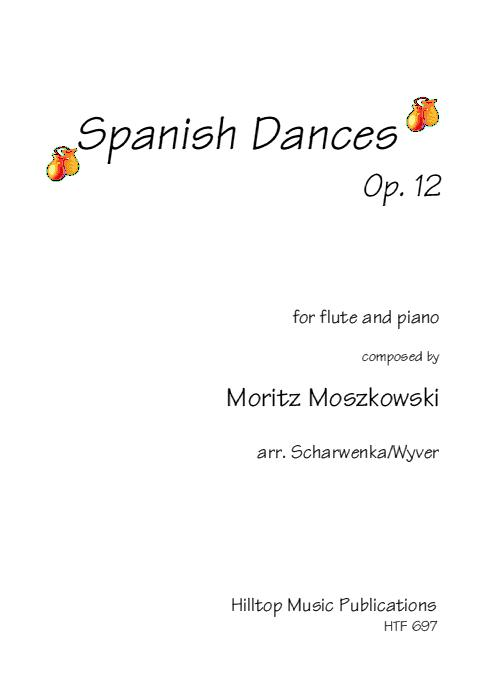 SPANISH DANCES Op.12