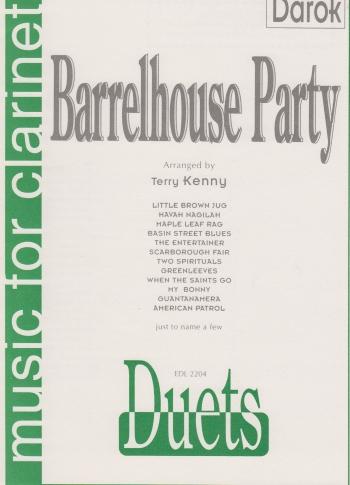 BARRELHOUSE PARTY