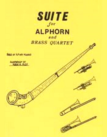 SUITE for Alphorn & Brass Quartet