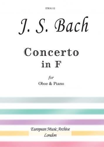 CONCERTO in F major (from BWV 1053)