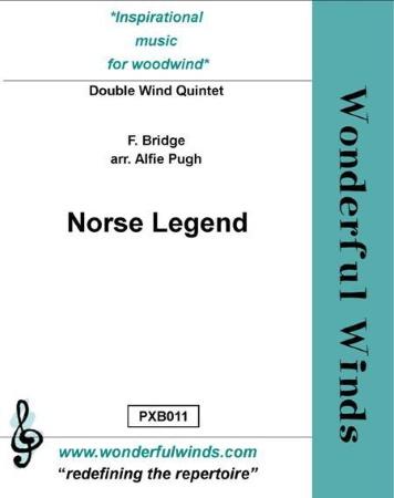 NORSE LEGEND (score & parts)