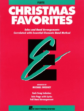 CHRISTMAS FAVOURITES (Essential Elements) CD accompaniment