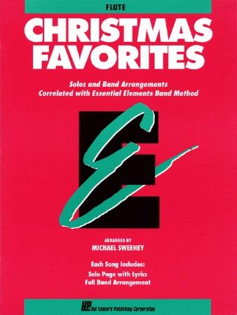CHRISTMAS FAVOURITES (Essential Elements) CD accompaniment