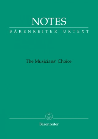 BARENREITER NOTES Telemann Green (Pack of 10)
