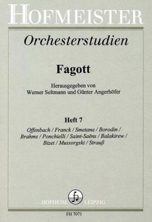 ORCHESTRAL STUDIES 7: Offenbach, Franck, Smetana