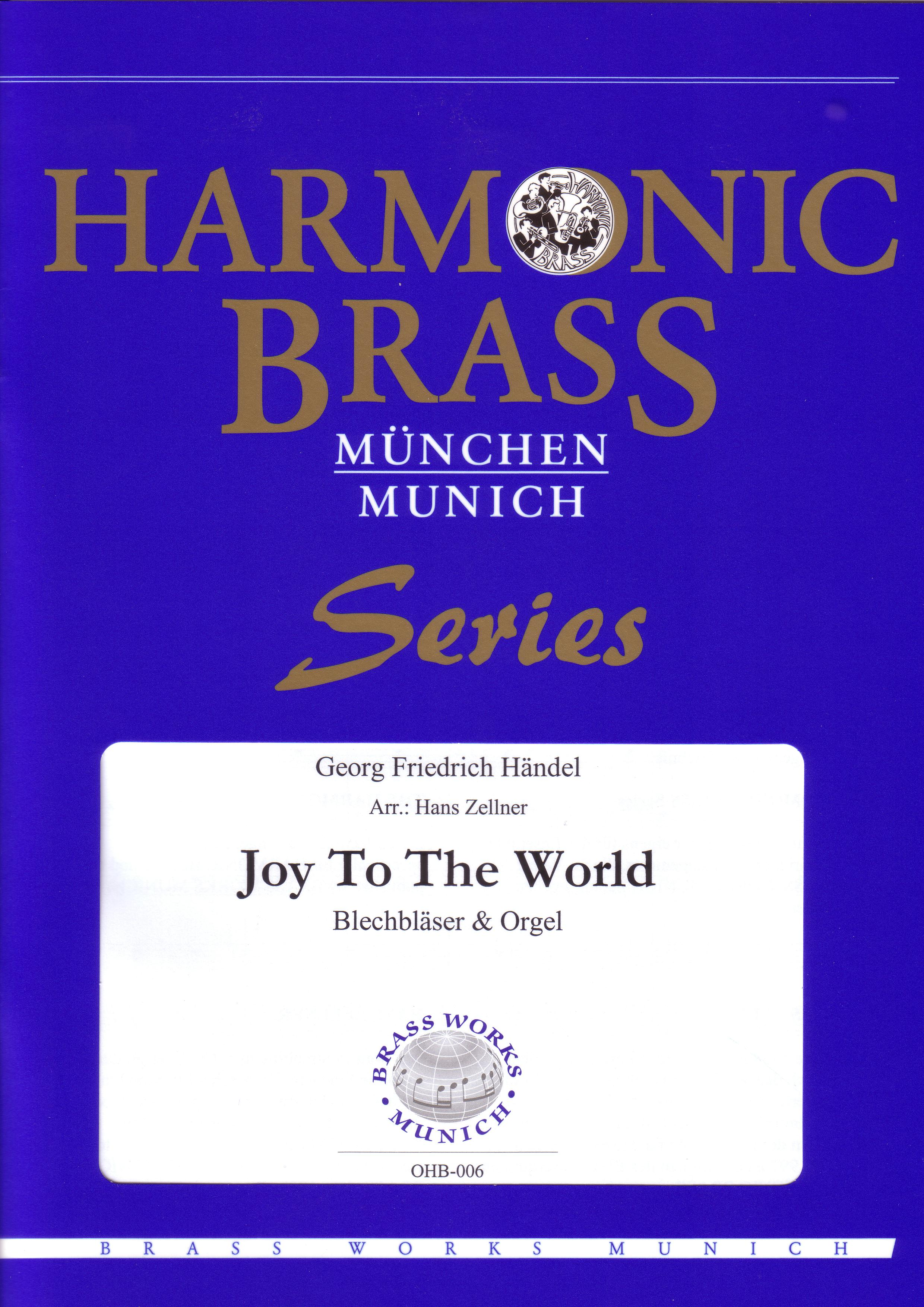 JOY TO THE WORLD (score & parts)
