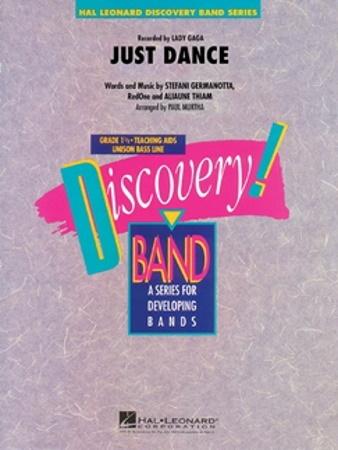 JUST DANCE (score & parts)