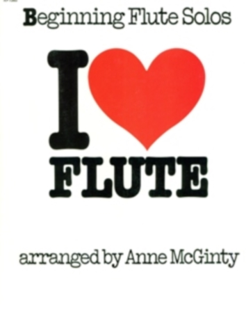 I LOVE FLUTE very easy solos