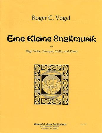 EINE KLEINE SNAILMUSIK score & parts