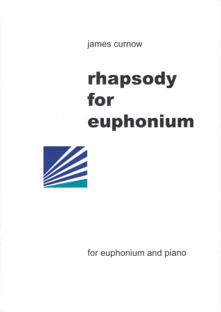 RHAPSODY for Euphonium (treble/bass clef)