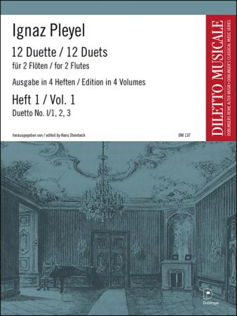 12 DUETS Volume 1