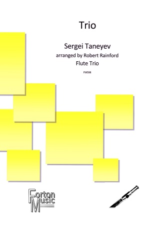 TRIO Op.21 (score & parts)