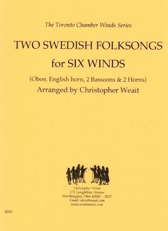TWO SWEDISH FOLKSONGS